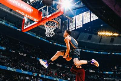 Gagal Juarai Slam Dunk Contest, Aaron Gordon Ngambek