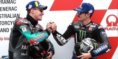 Vinales Tak Khawatir untuk Bersaing dengan Quartararo di MotoGP 2020