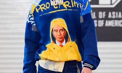 Maggie Hutauruk Beberkan Alasan Bawa Wajah Jokowi ke New York Fashion Week
