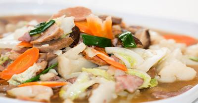 Resep Capcay Kuah Ayam, Menu Sarapan Sehat Keluarga