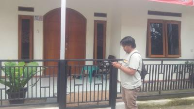 Dilempari Batu, Rumah Ketua PA 212 Slamet Maarif Tak Dipasang Garis Polisi