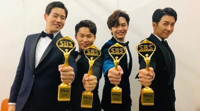 Lee Sang Yoon dan Sungjae BTOB Mundur dari All The Butlers