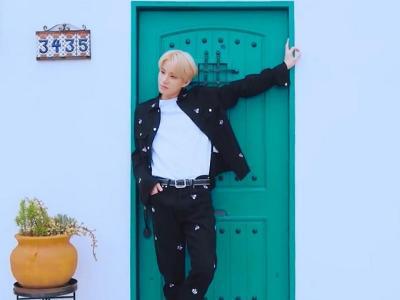 Intip Penampilan Jungwoo NCT Kenakan 6 Outfit Mahal