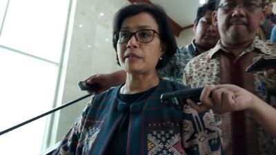 Pemberian Insentif Imbas Virus Korona di Tangan Sri Mulyani