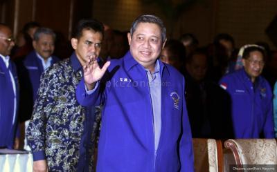 SBY Dorong Regenerasi Kepemimpinan di Demokrat
