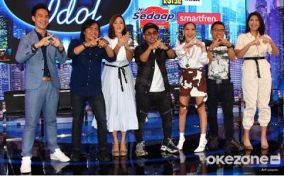 Grand Final Indonesian Idol Tak Hadirkan Bintang Tamu dari Luar Negeri