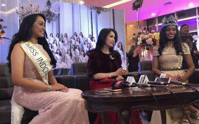Keinginan Princess Megonondo Sebelum Melepas Mahkota Miss Indonesia