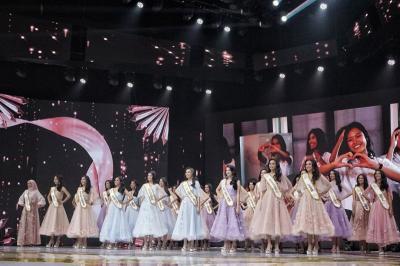 Perempuan Cantik yang Lolos 16 Besar Miss Indonesia 2020