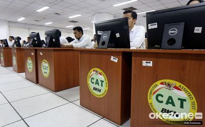 329 Instansi Telah Laksanakan Ujian SKD CPNS 2019