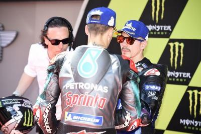 Jarvis Ungkap Alasan Yamaha Buru-Buru Segel Vinales dan Quartararo untuk 2021