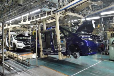 Wabah Covid-19 Sebabkan Menipisnya Komponen Suku Cadang Nissan Pabrikan China