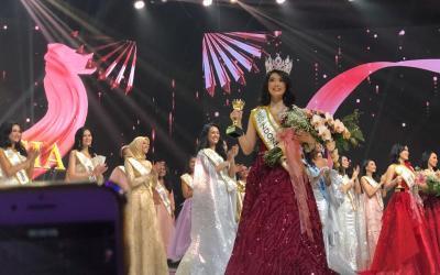 Berkat Jawaban Ini, Carla Yules Menjadi Miss Indonesia 2020