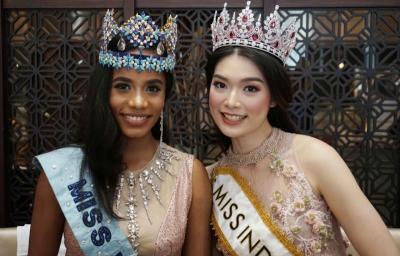 Ungkapan Bahagia Carla Yules Menjadi Miss Indonesia 2020