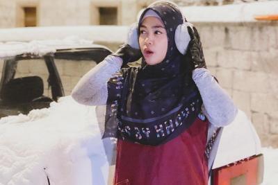 Ria Ricis Terharu dengan Dukungan Fans di Film Aku Tahu Kapan Kamu Mati