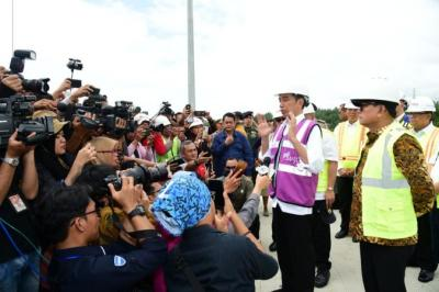 Presiden Jokowi: Mustahil Pengembangan SDM Tanpa Perbaikan Sarana Pendidikan