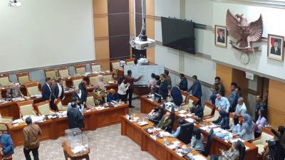 Komisi III Akan Kupas soal Penghentian 36 Kasus Korupsi saat Raker dengan KPK