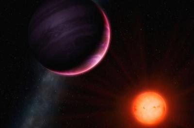 Astronom Temukan Planet dengan Suhu 1.000 Derajat Celsius