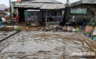 Banjir di Sejumlah Daerah Jakarta Mulai Surut