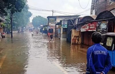 Waspada 3 Penyakit Kulit Akibat Banjir