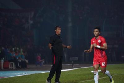 Persija vs Geylang International, Farias Minta Jakmania Padati GBK