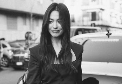 Song Hye Kyo Cantik Menawan di Milan Fashion Week 2020