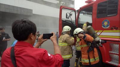 Kebakaran di Gedung Nusantara III DPR Diduga Akibat Kerusakan Sistem Aerosol