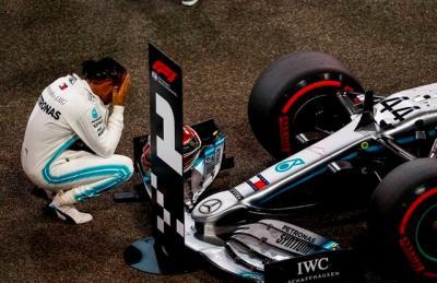 Verstappen Optimis Bisa Kalahkan Hamilton di F1 2020