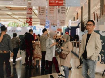 MNC Vision Networks Sambut para Pencinta Traveling di ASTINDO Travel Fair 2020