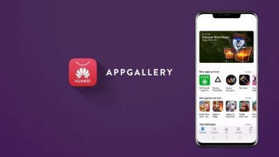 Dilarang Pakai Google Play Store, Huawei Usung App Gallery