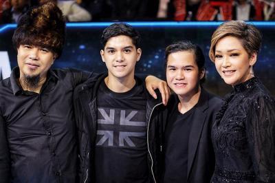 Dul Jaelani Terharu Lihat Pertemuan Ahmad Dhani dan Maia Estianty di Indonesian Idol