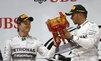 Rosberg Beri Tahu Bottas Cara Kalahkan Hamilton