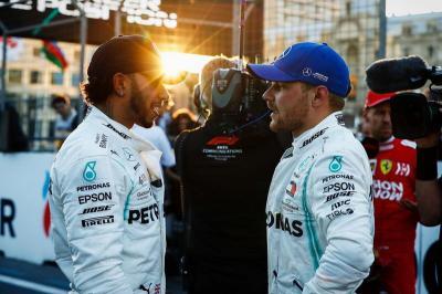 Bottas Punya Ambisi Besar untuk Hentikan Kejayaan Hamilton di F1