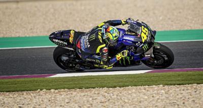Rossi Janji Hasil Balapan Akan Berbeda dengan Tes Pramusim MotoGP 2020 Qatar