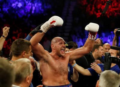 Arab Saudi Siap Jadi Tuan Rumah Pertarungan Tyson Fury