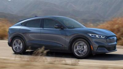 Mobil SUV Listrik Ford Masuki Fase Siap Produksi