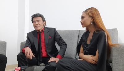 Rhoma Irama Apresiasi Konsistensi Indonesian Idol