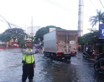 3 Ruas Jalan di Jakarta Masih Terendam Banjir Pagi Ini