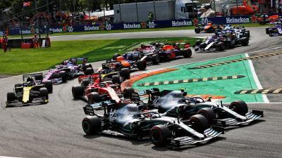 Virus Korona Ancam Gelaran F1 GP Australia 2020