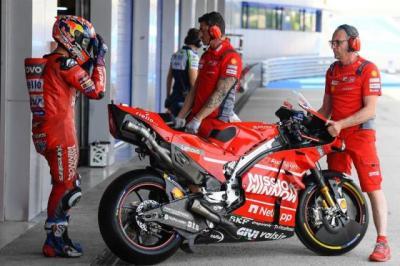 Dovizioso Yakin Bisa Lebih Maksimal di Balapan Perdana MotoGP 2020