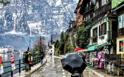 4 Tips Berwisata saat Musim Hujan