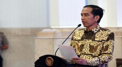 Presiden Jokowi: Pemindahan Ibu Kota Indonesia Diperhatikan Dunia