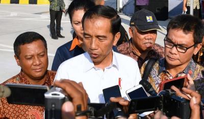 Jokowi Minta Skema Pembiayaan Ibu Kota Baru Segera Diselesaikan