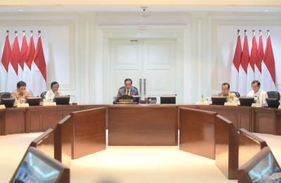 Ibu Kota Baru Diminati Banyak Investor, Jokowi Minta Detail Kerja Sama Segera Diselesaikan