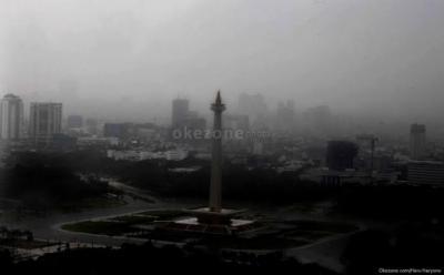Fenomena Mirip 'CENS' Sebabkan Curah Hujan Tinggi di Jakarta