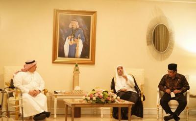Sekjen Rabithah Al-Alam Al-Islamy Mengapresiasi Moderasi Beragama di Indonesia