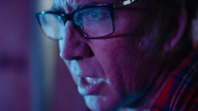 Review Color Out of Space, Nicholas Cage versus Alien