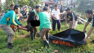 Remaja yang Hilang Terseret Arus saat Banjir di Tangsel Ditemukan Tewas