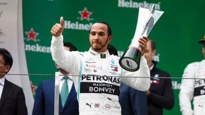 Hamilton Berpotensi Lewati Rekor Schumacher