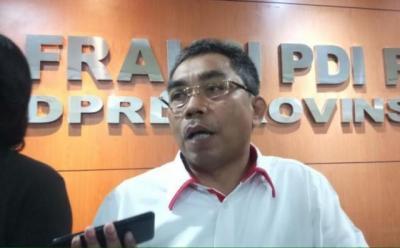 PDIP Sesalkan Pernyataan Sekda DKI soal Warga Diminta Nikmati Banjir