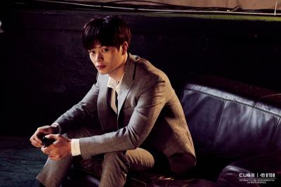 Sungjae BTOB Rampungkan Syuting Drama Ssang Gap Pocha